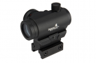 Viseur point rouge Micro T1 Noir Lancer Tactical