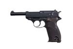 WALTHER P38 Pistol (Black, AC41) Maruzen Gaz