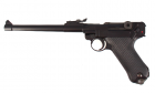 WE Luger P08 (8 inch / Black)