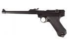 WE Luger P08 (8 inch / Black)