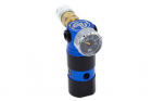 Wolverine Airsoft HPA Systems STORM Regulator OnTank - BLUE