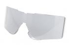 X810 - Ecran de rechange en polycarbonate incolore anti-rayures et anti-buée PLATINUM - étui microfibre