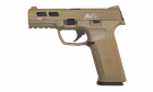 XAE pistol gas blow tan