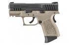 XPD Compact Noir / Tan ICS Gaz