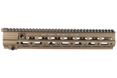 Z-Parts CNC Aluminum 14.5 inch 416 SMR handguard