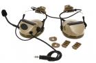 zComtac II headset DE pour casque FAST Z-TACTICAL