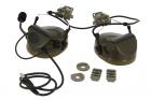 zComtac II headset FG pour casque FAST Z-TACTICAL