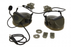 zComtac II headset FG pour casque FAST Z-TACTICAL